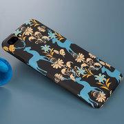Чехол на iPhone 7 Plus Santorini - Черный