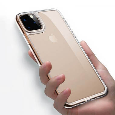 Benks чехол для iPhone 11 Pro прозрачный Magic Crystal, фото №7