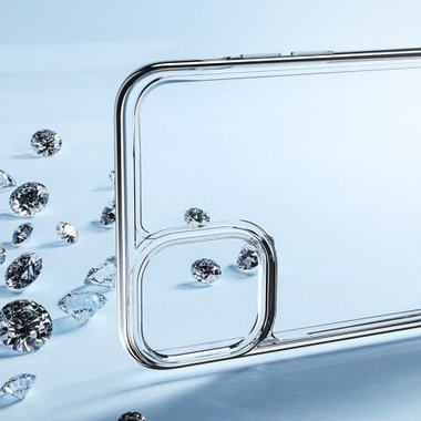 Benks чехол для iPhone 11 Pro прозрачный Magic Crystal, фото №6