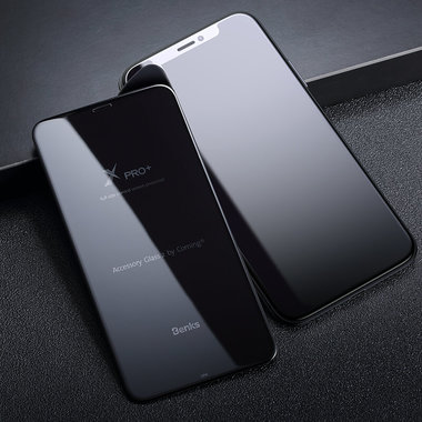 Benks Защитное 3D стекло для iPhone 11/Xr - Corning, фото №11