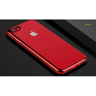 Benks чехол для iPhone 7/8 Electroplating Красный, фото №2