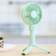Benks портативный ручной вентилятор - бирюзовый