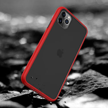 Benks чехол для iPhone 11 Pro Max красный M. Smooth, фото №6