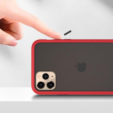 Benks чехол для iPhone 11 Pro Max красный M. Smooth, фото №5