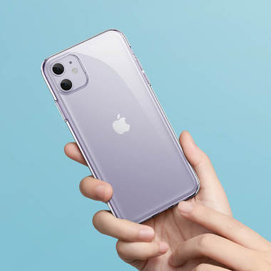 Benks чехол для iPhone 11 прозрачный Crystal Clear, фото №5