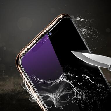 Benks OKR+ Защитное стекло для iPhone Xs Max/11 Pro Max - 0,3 мм Anti Blue (New), фото №3