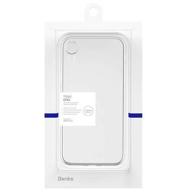 Чехол для iPhone XR Electroplating - серебряный, фото №1
