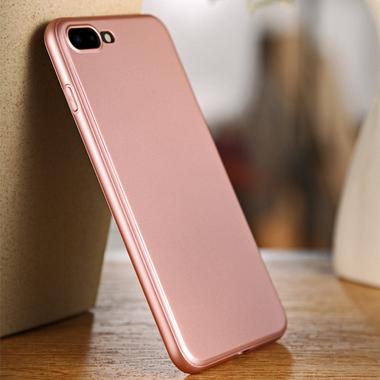 Benks чехол для iPhone 7 Plus   8 Plus - розовый Comfort, фото №3