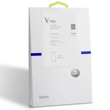 Benks VPro  матовое защитное стекло на iPhone XS/X/11 Pro - 0.3 mm, фото №18