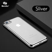 Чехол для iPhone 7 Plus Electroplating - Серебряный
