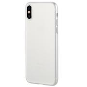 Benks Чехол для iPhone X LolliPop Белый матовый непрозрачный