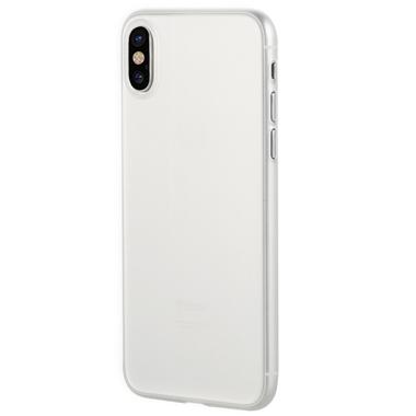 Benks Чехол для iPhone X LolliPop Белый матовый непрозрачный, фото №1