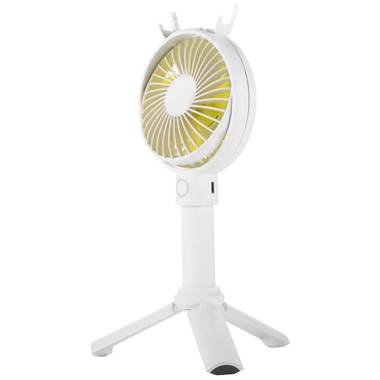 Benks портативный ручной вентилятор - белый, фото №3