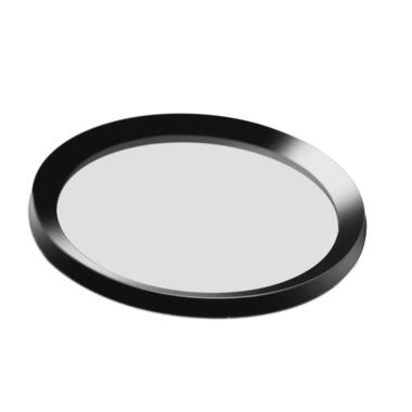 Защитная накладка на кнопку Home - Черная, фото №2
