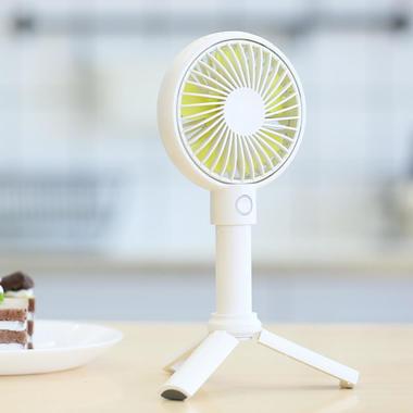 Benks портативный ручной вентилятор - белый, фото №1