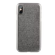 Benks Чехол для iPhone X серый Brownie