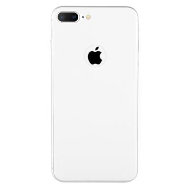 Benks защитное стекло на заднюю панель iPhone 8 Plus Silver, фото №2