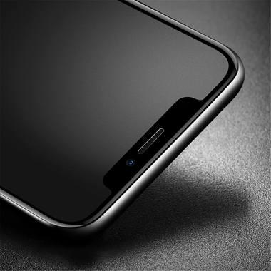 Benks матовое защитное стекло для iPhone X/XS - OKR+Pro, фото №8