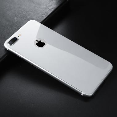 Benks защитное стекло на заднюю панель iPhone 8 Plus Silver, фото №3
