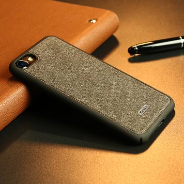 Benks чехол для iPhone 7   8 - черный Brownie, фото №3