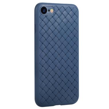 Benks чехол для iPhone 7/8 серия Weaveit - синий, фото №2