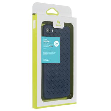 Benks чехол для iPhone 7/8 серия Weaveit - синий, фото №1