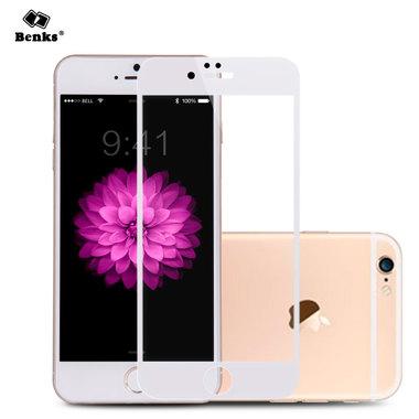 Benks Защитное стекло для iPhone 6/6S Белое OKR+Pro, фото №1