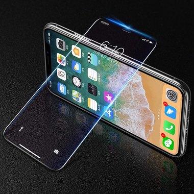 Benks OKR+ Защитное стекло для iPhone Xr/11 - 0,3 мм (New), фото №9
