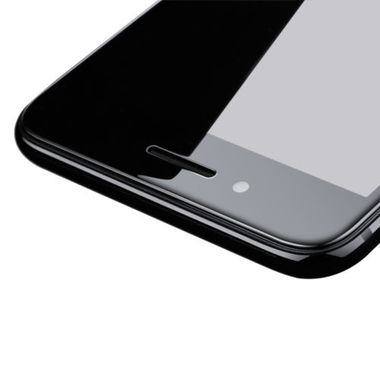 Benks Защитное стекло для iPhone 7/8 Черное 3D VPro, фото №1