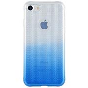 Benks градиентный чехол на iPhone 7 Plus - синий