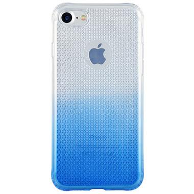 Benks градиентный чехол на iPhone 7 Plus - синий, фото №1