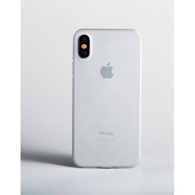 Benks Чехол для iPhone X LolliPop Белый матовый прозрачный, фото №1