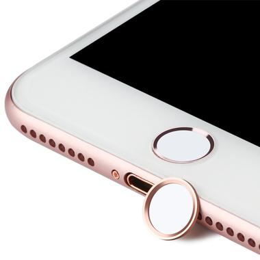 Защитная накладка на кнопку Home - Розовая, фото №3