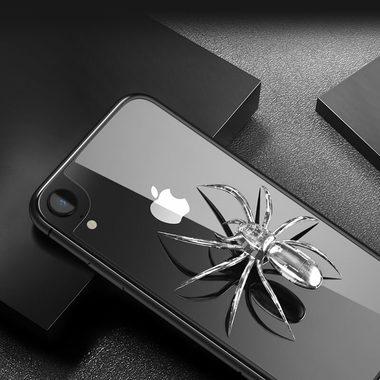 Защитное стекло на заднюю панель iPhone Xr - Gray, фото №2