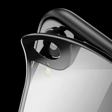 Защитное стекло на заднюю панель iPhone Xr - Gray, фото №1