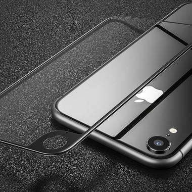 Защитное стекло на заднюю панель iPhone Xr - Gray, фото №6
