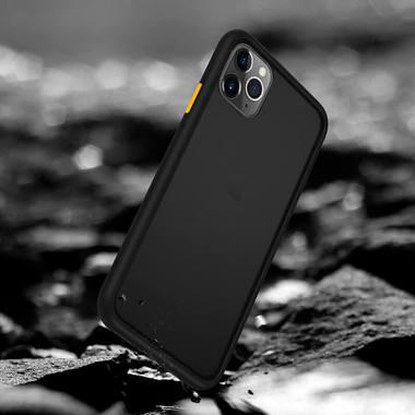 Benks чехол для iPhone 11 Pro Max черный M. Smooth, фото №3