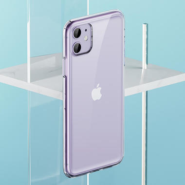 Benks чехол для iPhone 11 прозрачный Magic Crystal, фото №3