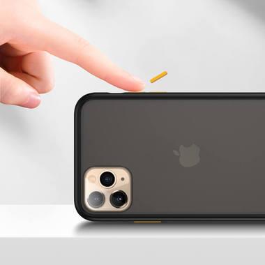 Benks чехол для iPhone 11 Pro Max черный M. Smooth, фото №4