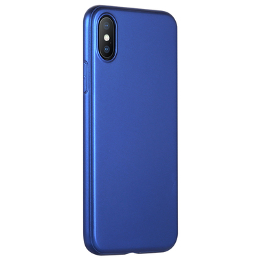 Benks чехол для iPhone X Синий Comfort, фото №3