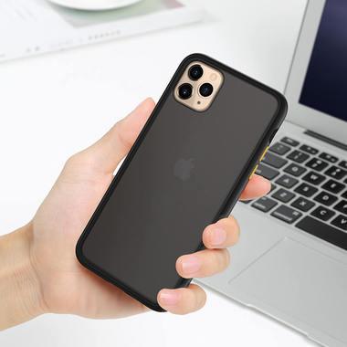 Benks чехол для iPhone 11 Pro Max черный M. Smooth, фото №1