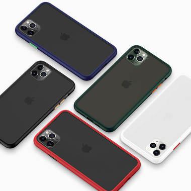 Benks чехол для iPhone 11 Pro Max черный M. Smooth, фото №2
