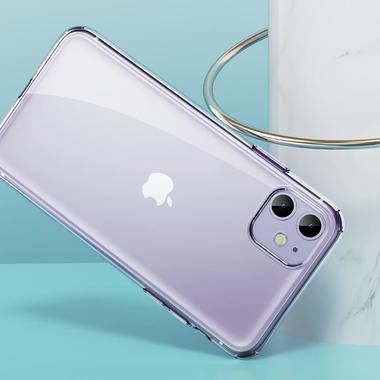 Benks чехол для iPhone 11 прозрачный Magic Crystal, фото №6
