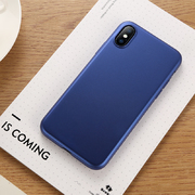 Benks чехол для iPhone X Синий Comfort