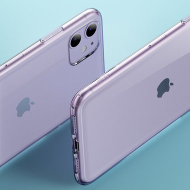 Benks чехол для iPhone 11 прозрачный Magic Crystal, фото №2
