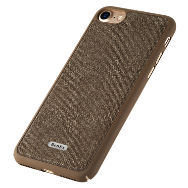 Benks чехол для iPhone 7 | 8 - коричневый Brownie, фото №2