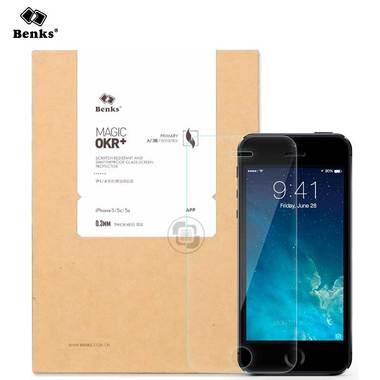 Защитное стекло Benks для iPhone 5/5S/5C/SE, фото №1