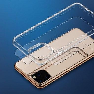Benks чехол для iPhone 11 прозрачный Magic Crystal, фото №7