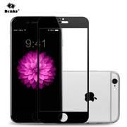 Benks Защитное стекло для iPhone 6/6S Черное OKR+Pro - фото 1