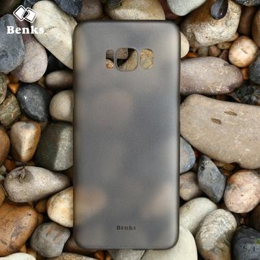 Чехол для Samsung Galaxy S8 Lollipop - Черный, фото №3